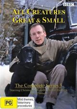 All Creatures Great And Small : Series 5 (DVD, 2008, 4-Disc Set)