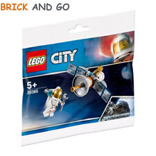 LEGO Minifigure 30365 City Polybag Space Satellite Spatial Scellé NEUF NEW