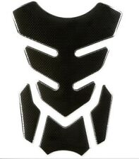 New Universal Motorbike Tank Pad Protector Motorcycle Scratch Type Pad Black Gel