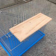 New listing Wooden Hamster Squirrel Parrot Bird Perch Stand Platform Toy De Pet Hanging Hot