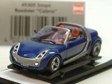 Busch Smart Roadster blau metallic, CMD - 49305 - 1:87