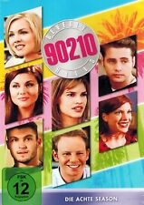 DVD-BOX NEU/OVP - Beverly Hills 90210 - Die achte Season - Staffel 8