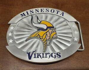 Minnesota Vikings Belt Buckle Large Siskiyou 2005 EPIC SKOL