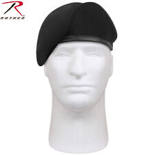 989983f65d552 Rothco Gi Type Inspection Ready Beret Black 7.25