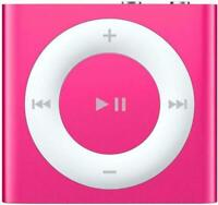 Apple iPod shuffle 4. Generation 2015 Rosa Pink 2GB NEW NEU Sealed Versiegelt