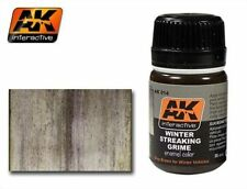 AK WEATHERING STREAKING GRIME FOR WINTER VEHICLES 35ml
