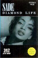Sade .. Diamond Life..747  Import Cassette Tape