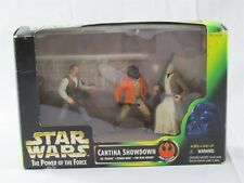 Star Wars Potf Cantina Showdown Set Kenner