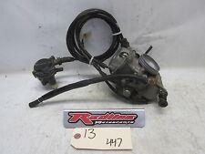 2002 Honda Rancher TRX 350 ES 2x4 Carburetor Thottle Cable Thumb Lever Assembly