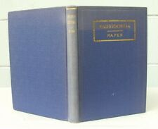 RADIODONTIA Questions And Answers by Howard Riley Raper 1929 Dental Radiography