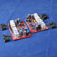 L20 Stereo Audio Power Amplifier Kit AMP 350W*2 Board