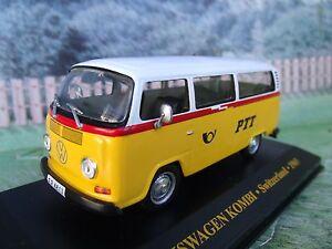 1957 VAN DIECAST MODEL CAR 1//43 IXO Toy VOLKSWAGEN KOMBI 1200