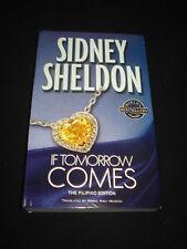 msm* SIDNEY SHELDON - IF TOMORROW COMES : The Filipino Edition