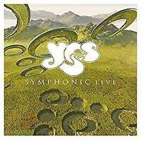 Yes - Symphonic Live - Live In Amsterdam 2001 (NEW 2 VINYL LP+CD)