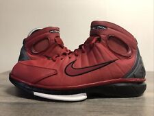 Nike Air Zoom Huarache 2K4 Varsity Red Black White 511425 661 Mens Size 11