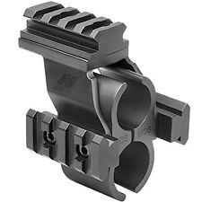 NcSTAR VISM MSHBDMOS Mossberg 500/590 Shotgun Barrel Micro Dot Metal Mount Rail