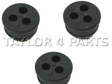 3 PACK 3 HOLE ECHO FUEL TANK  GROMMET  V137000030 (A1*)