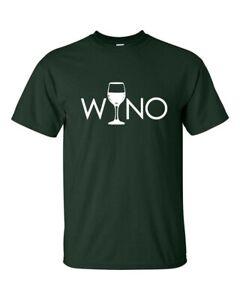Wino Wine Drinking Unisex Tee Shirt 349