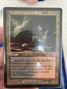 Bloodstained Mire French Mtg