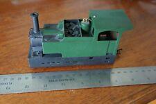 7mm narrow gauge 0 16.5 scratch built Clogher loco