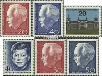 Berlin (West) 234-235,236,241,314-315 (kompl.Ausgaben) postfrisch 1964 Sondermar