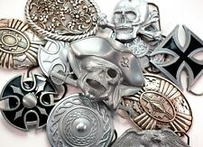 Clearance Sale: Trophy Buckles Metal Discontinued Designs Pirate, Celtic 1-packs