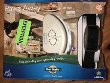 New listing New Znd-1200 PetSafe Pawz Away Indoor Pet Barrier & Collar