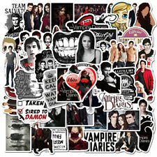 10pcs Vampire Diaries Stickers Damon Elena Blood Vinyl Decal Buy 2 Get 1 Free
