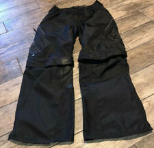 •FOX MX Motocross Racing Nomad Black Pants Bottoms size 32