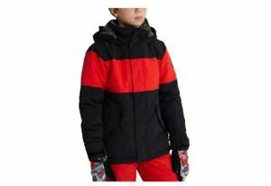 Burton Boys Burton Symbol Jacket, Ski Snowboarding Jacket ,Size M (10/12), NWT