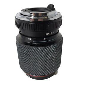 Tokina SD 70-210 F4-5.6 Camera Lens for Pentax With Caps