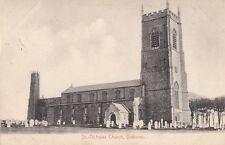 BLAKENEY(Norfolk) : St Nicholas Church-STANGROOM