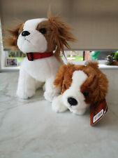 Cavalier King Charles Spaniel Keel Puppy & Unbranded Adult Dog Plush