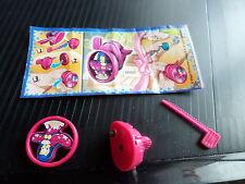 2009 Kinder Ü-Ei Kreisel pin Japan Japankreisel DE050 Game Spielzeug Sammelfigur