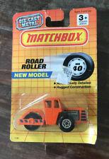 Matchbox Diecast Metal - Road Roller - 1:64 //NOC//