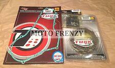 Honda ATC 250R 1986 Tusk Clutch Kit w/ Springs & Clutch Cover Gasket