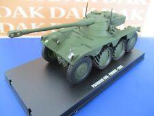 Die cast 1/43 Modellino Mezzo Blindato Tank Panhard EBR France 1963
