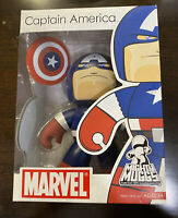 CAPTAIN AMERICA - Marvel Mighty Muggs Figure - Brand New -Free Shipping!