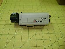 SANYO MODEL VCB-3454 B/W CCD CAMERA W/COMPUTAR 4.5MM 1:1.4 LENS JP