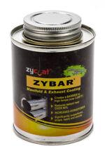 Midnight Black Finish 8 oz. Bottle ZYCOAT 11008