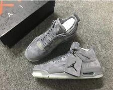 Kaws X nike Air Jordan Retro 4 Gray Size Us 11 | EU 44 Neu