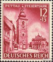 Deutsches Reich 808 postfrisch 1941 Pettau