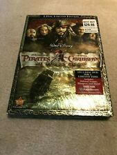 New in Box Pirates of the Caribbean: At Worlds End (DVD, 2011, 2-Disc Set)