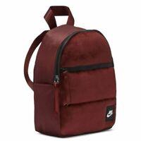 Nike Sportswear Essentials Mini Backpack Mystic Dates Black CU2574 624 - NEW!