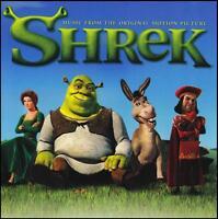 SHREK - SOUNDTRACK CD ~ EDDIE MURPHY~SMASH MOUTH~BAHA MEN~KIDS~CHILDREN *NEW*