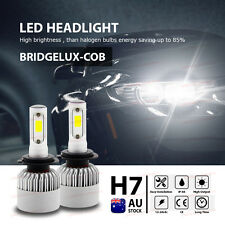 H7 CREE LED Car Headlight Kit 150W 22000LM Beam Bulb 6000K Replace Halogen Xenon
