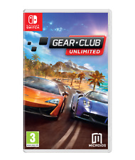 Gear Club Unlimited (Nintendo Switch) Game | BRAND NEW & SEALED