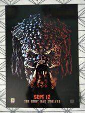 Predator ODEON A4 Glossy Poster - Comic Con International 2018 Exclusive