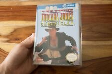The Young Indiana Jones Chronicles NES Nintendo Entertainment System, 1992