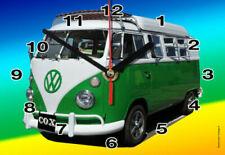 Voitures de tourisme miniatures verts Volkswagen